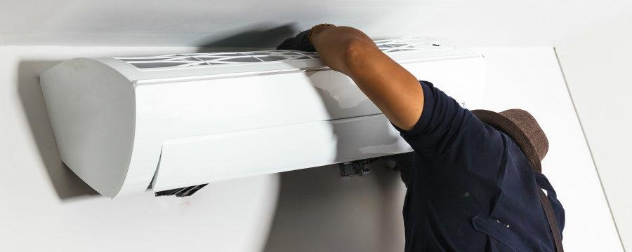 hvordan montere varmepumpe